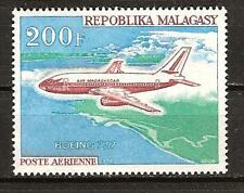 Malagasy Republic C-96 Mnh Boeing 737 Plane Air Mail