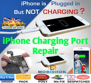 IPHONE CHARGING PORT REPAIR SERVICE NEXT DAY REPAIR AND RETURN