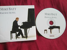 Mike Batt – Railway Hotel Dramatico – DRAMCDS0034 Promo UK CD Single