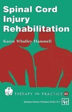Spinal Cord Injury Rehabilitation (Therapy in Practice Series)-ExLibrary