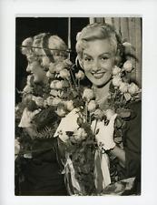 Miss Rose Vintage silver print Tirage argentique  13x18  Circa 1955