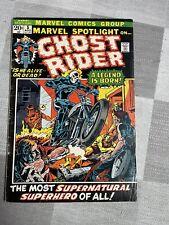 Marvel Spotlight #5 - Marvel 1972 Origin 1st Appearance of Ghost Rider
