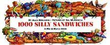 (1995-04-01) 1,000 Silly Sandwiches (A mix & match book), Benjamin, Alan, Little