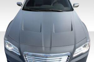 11-17 Chrysler 300 Brizio Duraflex Body Kit- Hood!!! 108328