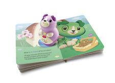LeapFrog 21202 LeapReader Junior Book PAL - Violet