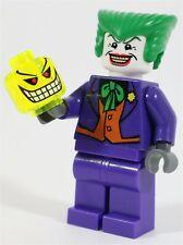 RARE LEGO BATMAN THE JOKER MINIFIGURE 7782 7888 DC SUPERHEROES - NEW GENUINE