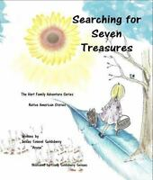 Searching for Seven Treasures: The Hart Family Adventures, Brand New, Free sh...