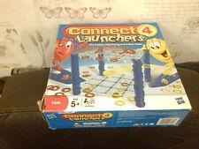 CONNECT 4 LAUNCHERS BOARD GAME HASBRO FUN