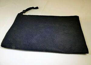 "Sony Black drawstring Bag soft case pouch for flash 7X4.5"" SVL"