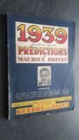 Maurice Privat 1939 Jahre Recovery J.Barbey Konnte Der Medicis 1938 Paris