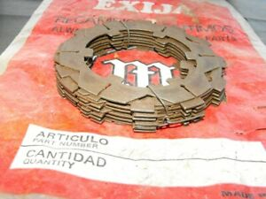 NOS clutch pack of disks for MONTESA COTA 348 Trial all metal