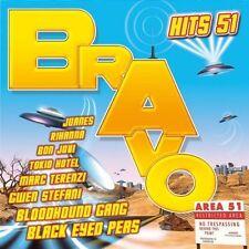 Bravo Hits 51 (2005) Tokio Hotel, Marc Terenzi, Gwen Stefani, Juanes, R.. [2 CD]