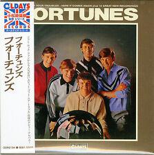 FORTUNES-S/T-JAPAN MINI LP CD BONUS TRACK C94