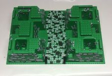 Raised Lego Base plate 30271px2 48x32 Studs From Sets 6091 6098 10176