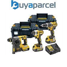 Dewalt DCK368P3T 18v XR Brushless Kit-DCD796 Drill DCF887 Impacto DCH273 Sds