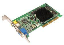 NVIDIA GeForce2 MX400 - 64MB AGP Video Graphics Card [5676]