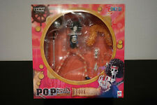 P.O.P Brook New World One Piece figure from Mega House