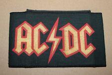 AC/DC Logo, Armbinde, Armlet, Vintage 70's / 80's, ultra rar, rare
