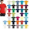 B&C Collection Exact 150 Short Sleeve T-Shirt TU002 - Mens Plain Cotton Tee Top