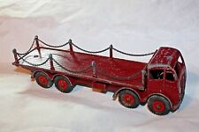 Dinky 505 Foden Flat Truck With Chains 2nd type