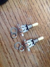 Pair Of 3 Way Guitar Selector Switch Les Paul Rocker Switch Vintage Style
