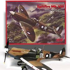 ICM 1/48 SUPERMARINE SPITFIRE Mk.VIII WWII RAAF FIGHTER KIT 48067
