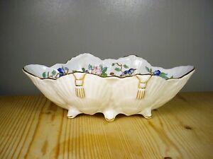 Aynsley Bone China Pembroke Scallop Shell Dish
