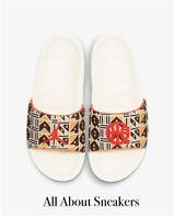 "Jordan Break Quai 54 ""Sail/Baro"" Men's Slippers Slippers Limited Stock All Sizes"