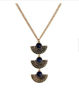 MARNI H&M Fan Decorated Necklace