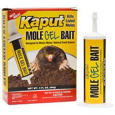 Mole Gel Bait Mole Killer Warfarin Mole Bait Mole Treatment Bait Kaput Mole Gel