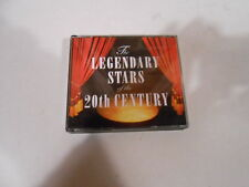 THE LEGENDARY STARS OF THE 20TH  CENTURY-4 CD SET-READERS DIGEST-AUSTRALIA-2001