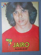 ►CLIPPING - COUPURE DE PRESSE : JAIRO - 1980