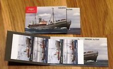 Iceland Booklet 2010 Trawlers Fishing Vessels 4x 75 kr - MNH - Excellent!