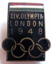 OLYMPIC GAMES LONDON 1948 - HUNGARIAN TEAM BADGE