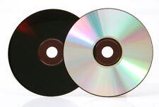MediaRange CD-R schwarze Brennseite BLACK EDITION 700 MB 52x * 100 Stück *