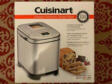 BRAND NEW Cuisinart CBK-110 2-Pound Compact Automatic Bread Maker READY TO SHIP