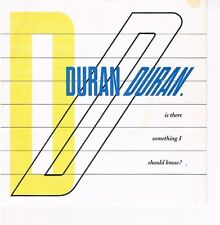 """Duran Duran-Is there something I should know?/Faith in.../ 7"""" Single von 1983"""