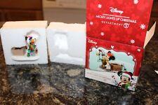 Department 56 Disney Village Mickey Lights Up Christmas Figurine 4038634