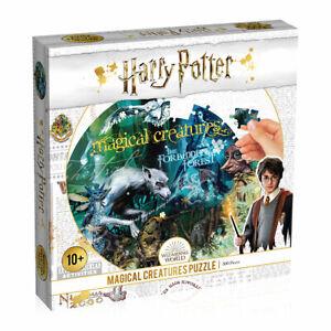 Puzzle Harry Potter Magic Tierwesen Creatures Magical Creatures 500 Pieces