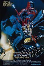 """Tron 11""""x17"""" Movie Poster Print"""