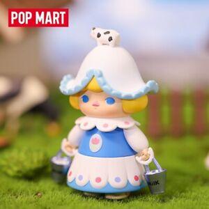 Pop Mart Pucky Milk Babies Seires Blind Box*1 Doll Anime Figure Gift