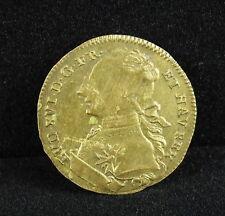 """token ca 1791 Jeton - Louis XVI - """"Omnibus Non Sibi"""" Jeton"""
