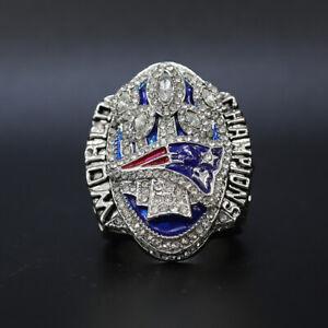 Tom Brady - 2016 New England Patriots Super Bowl Championship Ring with Box