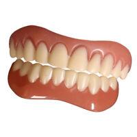 Beauty Instant Dental Veneers Smile Comfort Flex Fit Cosmetic Teeth Denture Aids