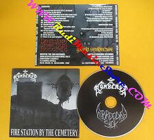 CD BOMBEROS INBREEDING SICK Split Cd 2006 Us DTSR 004 no lp mc dvd (CS10)