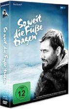 SO WEIT DIE FÜSSE TRAGEN - STANDARD EDITION 3 DVD NEU HEINZ WEISS/EDGAR MANDEL/