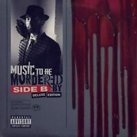 Eminem - Music To Be Murdered By Side B - Dlx Ed [CD] Sent Sameday*