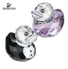 swarovski  Happy Duck Sir and lady Duck     New     1096733
