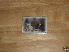 2008-09 UD Legends Masterpieces Hockey #14 Ray Bourque Boston Bruins