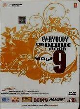 EVERYBODY ON DANCE FLOOR 9 - NEW BOLLYWOOD MUSIC DVD - FREE UK POST